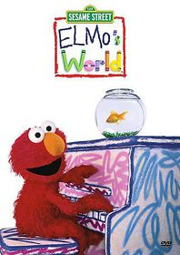 Elmo's World:Dancing Music Books - (Region 1 Import DVD)