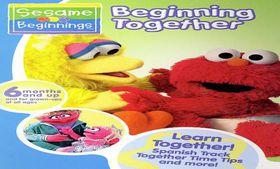Sesame Beginnings:Beginning Together - (Region 1 Import DVD)