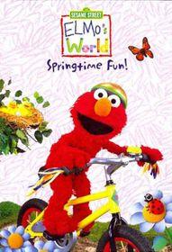 Elmo's World:Springtime Fun - (Region 1 Import DVD)