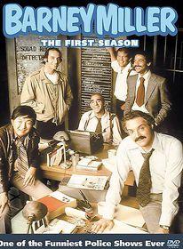 Barney Miller:First Season - (Region 1 Import DVD)