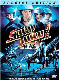 Starship Troopers 2:Hero of the Federation - (Region 1 Import DVD)