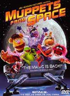 Muppets from Space - (Region 1 Import DVD)