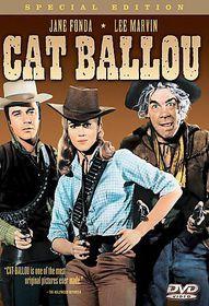 Cat Ballou - (Region 1 Import DVD)