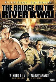 Bridge on the River Kwai - (Region 1 Import DVD)