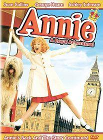 Annie:Royal Adventure - (Region 1 Import DVD)