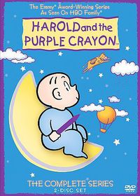 Harold and the Purple Crayon - The Complete Series - (Region 1 Import DVD)