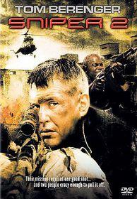 Sniper 2 - (Region 1 Import DVD)