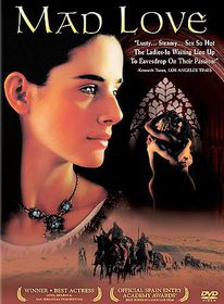 Mad Love         (Juana La Loca) - (Region 1 Import DVD)