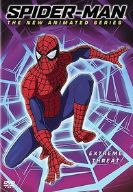 Spider-Man: The New Animated Series Extreme Threat - (Region 1 Import DVD)