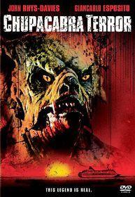 Chupacabra Terror - (Region 1 Import DVD)