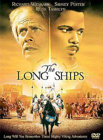 Long Ships - (Region 1 Import DVD)