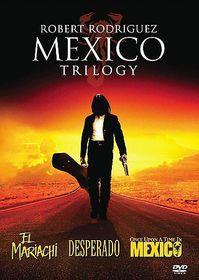 Robert Rodreguez Mexico Trilogy - (Region 1 Import DVD)