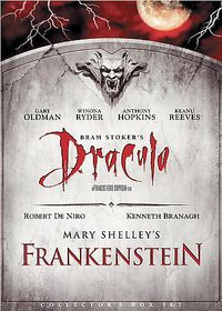 Bram Stoker's Dracula/Mary Shelley's - (Region 1 Import DVD)