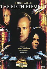 Fifth Element - (Region 1 Import DVD)