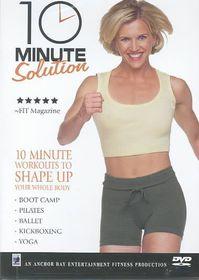 10 Minute Solution - (Region 1 Import DVD)