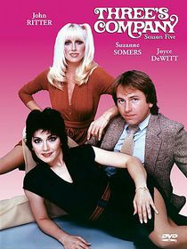 Three's Company:Season 5 - (Region 1 Import DVD)