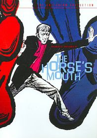 Horse's Mouth - (Region 1 Import DVD)
