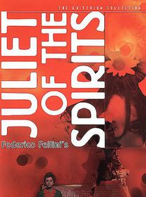 Juliet of the Spirits - (Region 1 Import DVD)