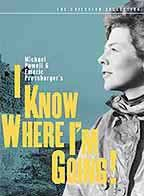 I Know Where I'm Going - (Region 1 Import DVD)