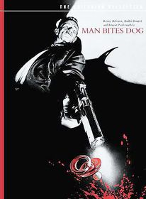 Man Bites Dog - (Region 1 Import DVD)