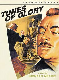 Tunes of Glory - (Region 1 Import DVD)