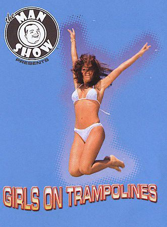 trampolines Girls on