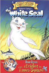 White Seal/a Cricket in Times Square - (Region 1 Import DVD)