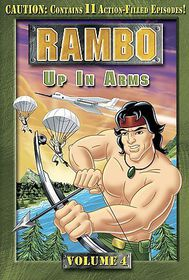 Rambo Vol 4:up in Arms - (Region 1 Import DVD)