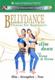 Bellydance Fitness for Beginners - (Region 1 Import DVD)