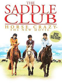 Saddle Club (Horse Crazy) - (Region 1 Import DVD)