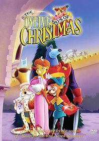 12 Days of Christmas - (Region 1 Import DVD)