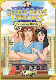 Samson and Delilah - (Region 1 Import DVD)