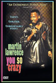 You So Crazy - (Region 1 Import DVD)