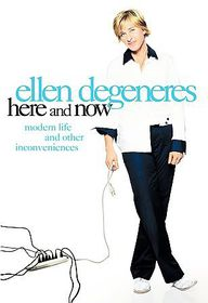Ellen Degeneres: Here and Now - (Region 1 Import DVD)
