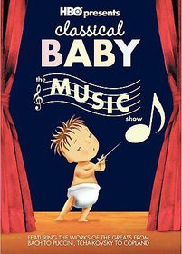 Classical Baby Music - (Region 1 Import DVD)