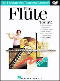 Play Flute Today - (Region 1 Import DVD)
