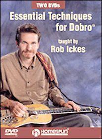 Essential Techniques for Dobro - (Region 1 Import DVD)