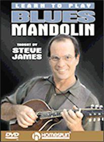 Learn to Play Blues Mandolin - (Region 1 Import DVD)