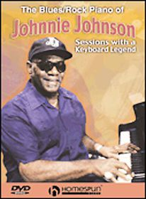 Blues/Rock Piano of Johnnie Johnson - (Region 1 Import DVD)