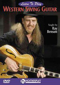 Learn to Play Western Swing Guitar - (Region 1 Import DVD)
