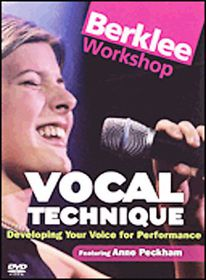 Vocal Technique (Region 1 Import DVD)