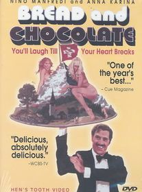 Bread and Chocolate - (Region 1 Import DVD)