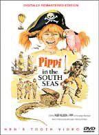 Pippi in the South Seas - (Region 1 Import DVD)