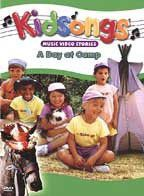 Kidsongs - a Day at Camp - (Region 1 Import DVD)