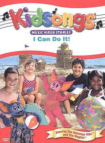 Kidsongs - I Can Do It - (Region 1 Import DVD)
