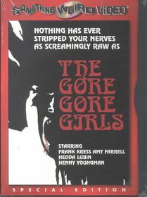 Gore Gore Girls - (Region 1 Import DVD)