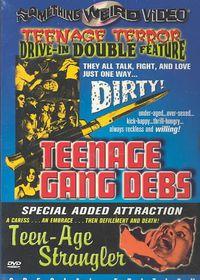 Teenage Gang Debs/Teen-Age Strangler - (Region 1 Import DVD)