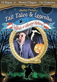 Shelley Duvall's Tall Tales and Legends - The Legend of Sleepy Hollow - (Region 1 Import DVD)