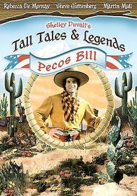 Tall Tales & Legends:Pecos Bill - (Region 1 Import DVD)
