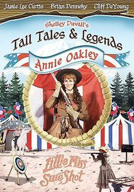Tall Tales & Legends:Annie Oakley - (Region 1 Import DVD)